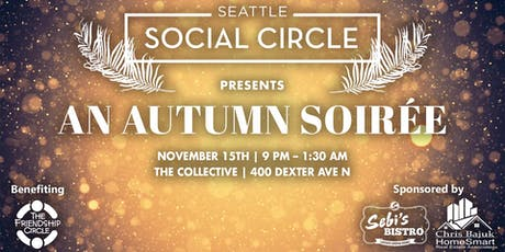 SSC Presents: An Autumn Soirée tickets