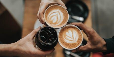Café & Networking entradas