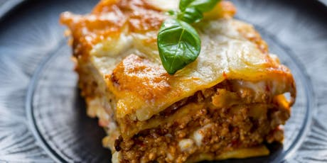 Homemade Italian Comfort Food - Team Building by Cozymeal™ tickets