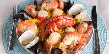 Culinary Treasures of Spain - Cooking Class by Cozymeal™ tickets