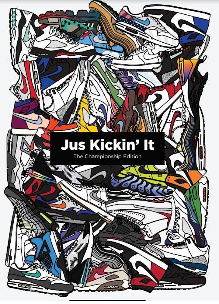 Jus Kickin' It - The Championship Edition image