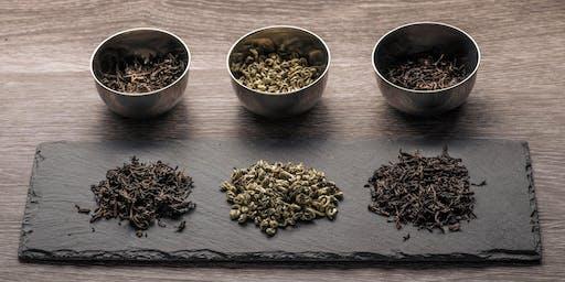 Tea Tasting: Oolong teas