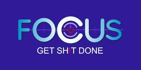 Focus GSD Kickoff tickets