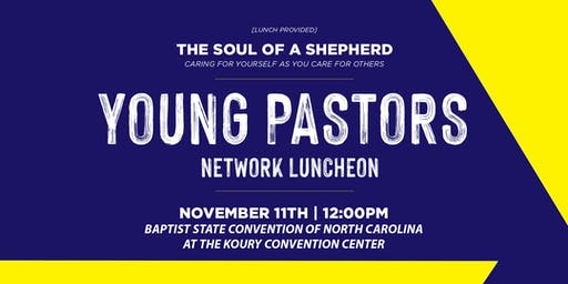 Young Pastors Network Lunch