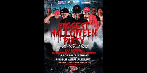 Biggest Halloween Party NJ @Beso Lounge