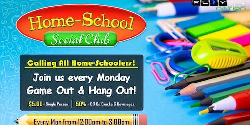 Home-School Social: $10