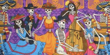 The Golden Chandelier presents Latin Jazz and Burlesque  tickets