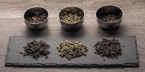 Tea Tasting: Black teas