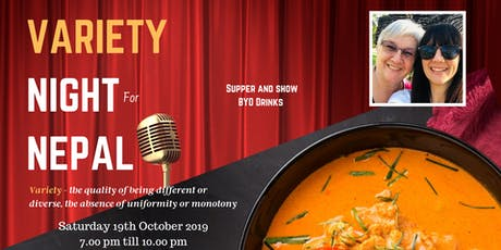 Judy's Variety Night for Nepal tickets