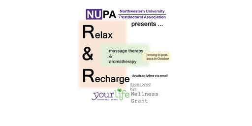Relax & Recharge with NUPA