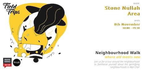 Neighbourhood Innovation Lab / Creative Mornings Fieldtrip tickets