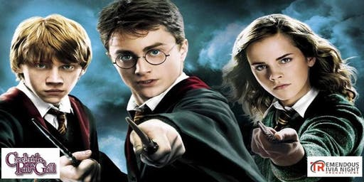 HARRY POTTER Trivia Night at Creekside Pub, KELOWNA!