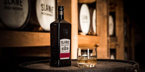 Slane Irish Whiskey Happy Hour with Alex Conyngham