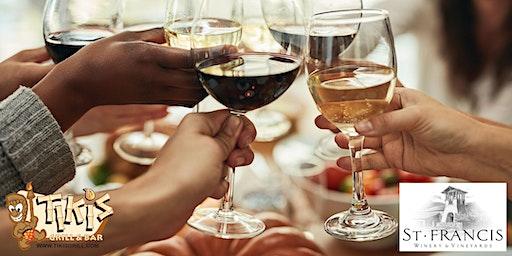 St. Francis Winery Winemaker's Dinner