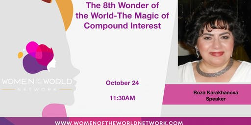Women of the World Network Katy TX: The 8th Wonder of the World