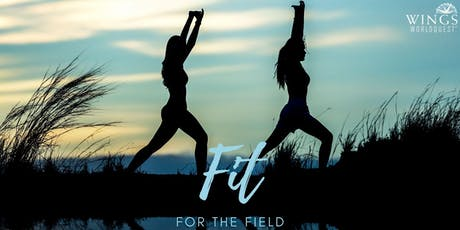 Fit For the Field: Work Out, Give Back with Wings WorldQuest & Athleta tickets
