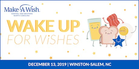 Winston-Salem Wake Up for Wishes Breakfast tickets