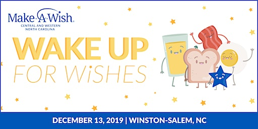 Winston-Salem Wake Up for Wishes Breakfast