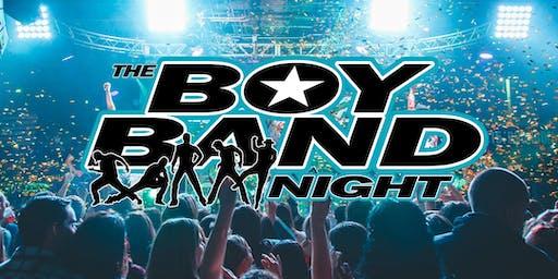 The Boy Band Night at 115 Bourbon Street- Saturday, November 16