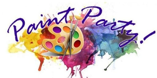 NRP Paint Party at the Coffee Milano
