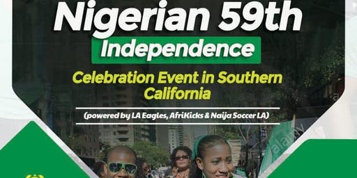 NIGERIAN 59TH INDEPENDENCE CELEBRATION