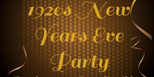 Party Like the 1920s New Years Eve Party