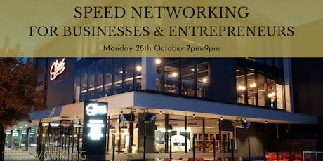 Speed Networking for Businesses tickets