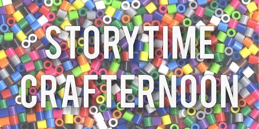 Storytime Crafternoon