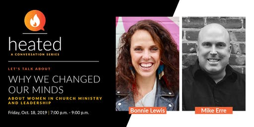 Why We Changed Our Minds About Women in Church Ministry and Leadership