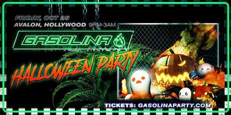 Gasolina Halloween Reggaeton Party tickets