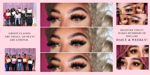 Mink Lash Class - Classic AND Volume