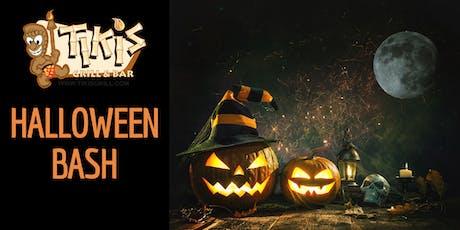 Tiki's Halloween Bash 2019 tickets