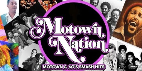 Motown Nation- Early Show- Saturday, November 9th