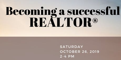 Becoming A Successful REALTOR® tickets