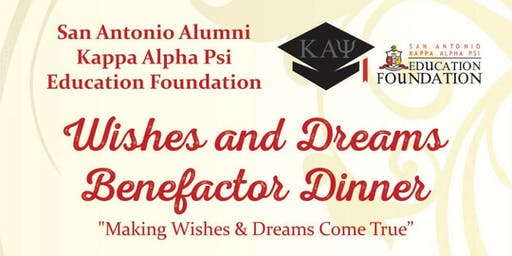 Wishes and Dreams Benefactor Dinner
