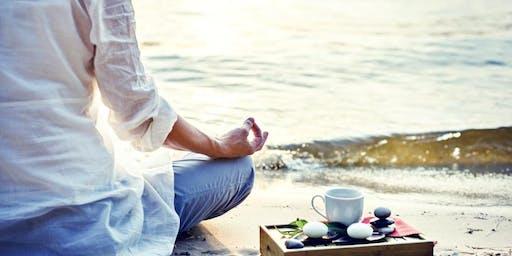 Meditate & Sip Tea Ceremony Edition