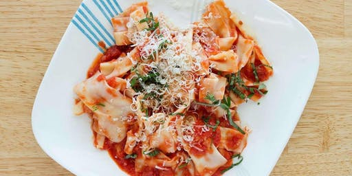 Vegetarian Pasta by Hand - Cooking Class by Cozymeal™