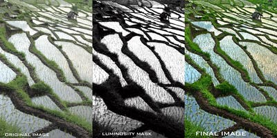 LUMINOSITY MASKS IN PHOTOSHOP AND LIGHTROOM