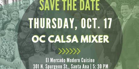CALSA OC Networking Mixer tickets