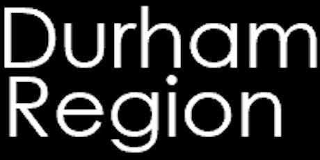 Durham Region Chapter Launch tickets