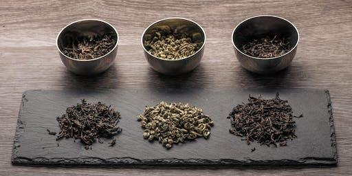 Tea Tasting: Chinese Darker Oolongs, Black, and Aged teas