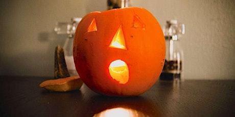 Pumpkin Lovers' Halloween Menu - Cooking Class by Cozymeal™ tickets