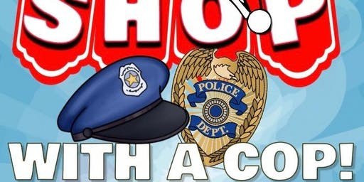 Shop With A Cop Fundraiser