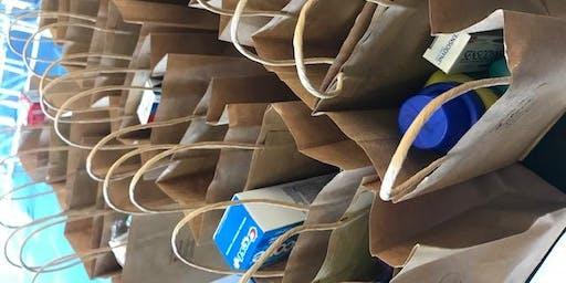 Care Bag Distribution @ FSU