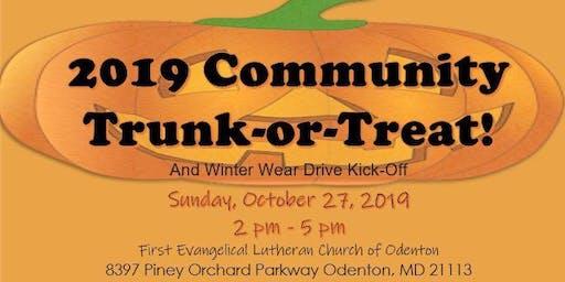 Community Trunk or Treat