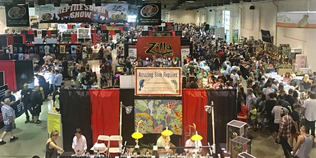 Reptile Super Show (San Diego, Ca.) 1 DAY PASS July 11-12, 2020 tickets