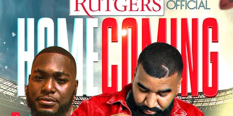 FREAKYFRIDAYS PRESENTS RUTGERS OFFICIAL HOMECOMING PARTY tickets