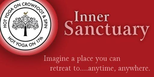 Inner Sanctuary at Hot Yoga on Crowfoot