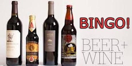 Craft Beer and Wine Bingo tickets