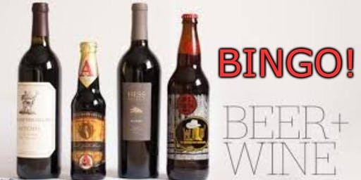 Craft Beer and Wine Bingo
